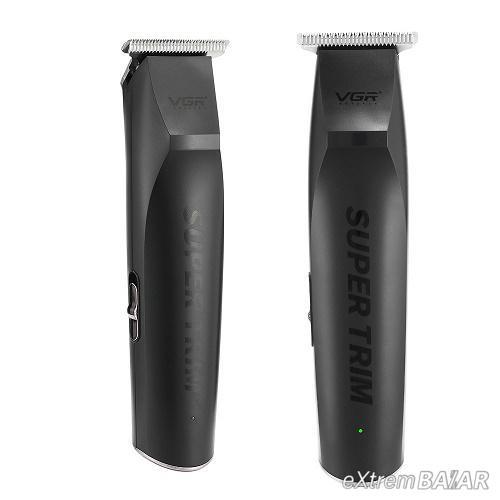 Professzionális mini trimmelő – vezeték nélküli - matt fekete V-229