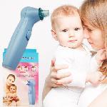 Elektromos fül- és orrszívó készülék gyermekeknek