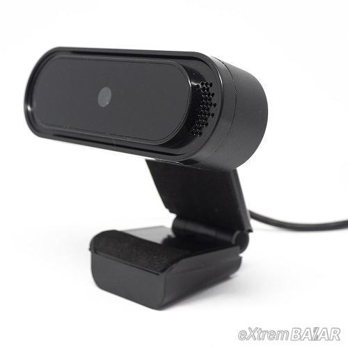 Full HD 1080p Web Camera, USB kamera Laptophoz, számítógépekhez