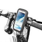 Vízálló biciklis telefontartó