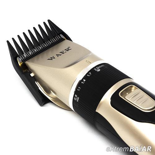 Extra könnyű, professzionális vezeték nélküli hajnyíró gép – 4 fejjel