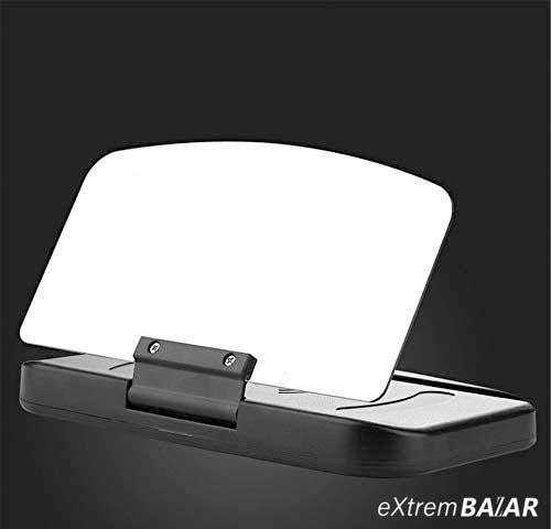 Műszerfalra helyezhető okostelefon kijelzőjét tükröző navigációs készülék  XC-90
