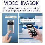 Vezeték nélküli WiFi okos kapucsengő beépített HD kamerával  X SMART HOME