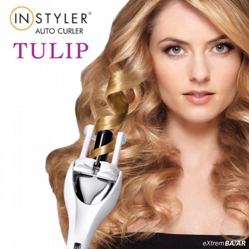 AUTOMATA HAJGÖNDÖRÍTŐ InStyler Tulip Auto Hair Curler