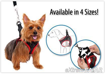 Comfy Control Kényelmes a mellkasi Hám kutyáknak