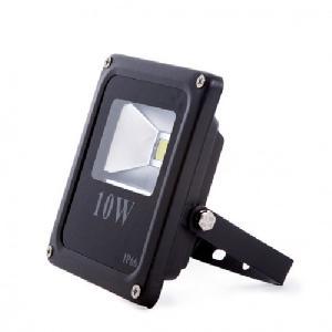 LED fényvető, reflektor / Slim / 10W hideg A01-10W-WH