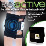 Be Active állítható térdrögzítő / BeActive Brace Review /