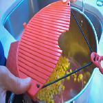 Mágikus tésztaszűrő