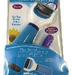 Boxili® újratölthető, vízálló elektromos talpreszelő  lábápoló