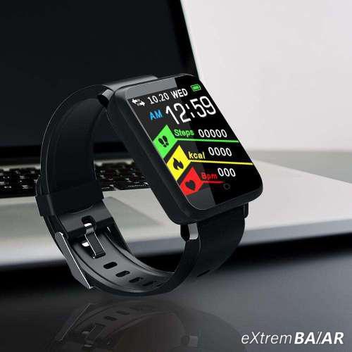 Smart Bracelet F1 vízálló okos karkötő