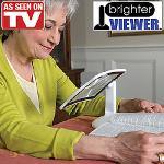 Brighter Viewer - ledes nagyító képernyő