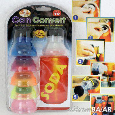 DOBOZOS ITAL ÁTALAKÍTÓ / Can Convert -The Soda Can Bottle Cap Converter /