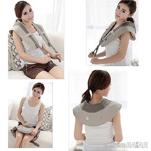 Cervical Massage Shawls Elektromos nyak-, váll- és testmasszírozó készülék
