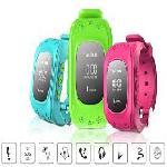 GPS nyomkövető okosóra gyerekeknek - SOS gyorsgomb funkció - Children Smart Watch -