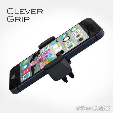 Autós szellőzőrács telefon tartó Bell + Howell CLEVER GRIP