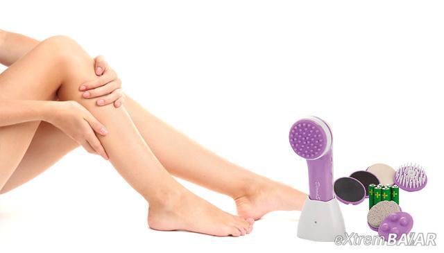 Derma Seta  Többfunkciós szőrtelenítő és testápoló készülék