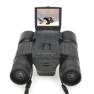 """Távcső kamerával, 1080P digitális fényképezőgép 2.0 """"LCD 5MP zoom 12x32 DV teleszkóp"""