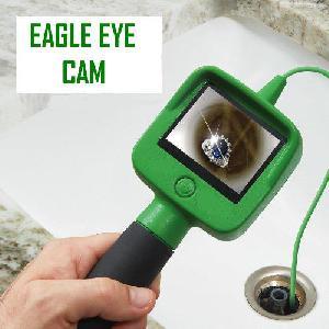 Eagle Eye Cam mikrokamera endoszkóp kábellel és színes kijelzővel