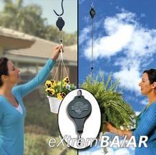 EASY REACH PLANT PULLEY  virágtartó csiga 2db