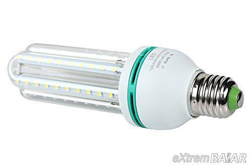Efficient LED 7W AC86 ~ 265V SMD LED Energiatakarékos 6000k, hideg fehér E27