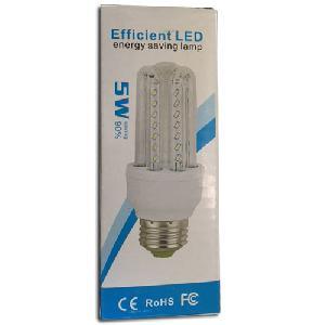 Efficient LED 5W AC85 ~ 265V SMD LED Energiatakarékos 3200k, meleg fehér E14
