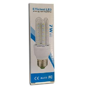 Efficient LED 7W AC85 ~ 265V SMD LED Energiatakarékos 3200k, meleg fehér E14