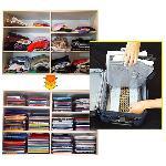 Ruharendező/dokumentum rendező szett -10db / Eztax T-shirt Organizer System /