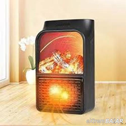 Flame Heater Kandalló hatású elektromos hősugárzó