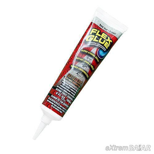 Flex Glue Szupererős vízálló ragasztó / 180 ml