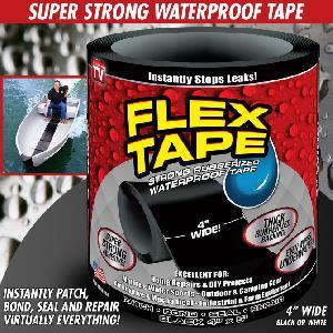 FLEX TAPE  Szupererős ragasztószalag,Gumírozott vízálló szalag