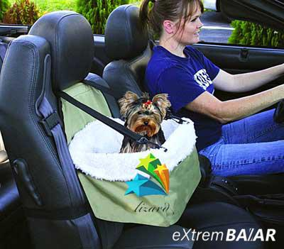 Kutya és macska hordó táska autóba