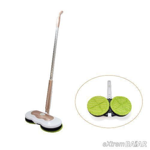 Intelligens vezeték nélküli padlótisztító mop, vízspriccelővel / Elektromos felmosó