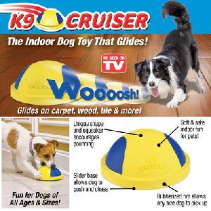 K9 Cruiser - K9 Cirkáló játék kutyáknak  - K9 Cruiser Pet Toy -