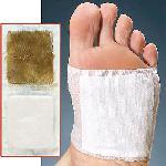 KIYOME KINOKI CLEANSING DETOX FOOT PADS méregtelenítő lábtapasz szett 5pár