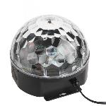 LUXRAY LED Remote Control Music Magic Ball Effect Disco DJ Light with MP3 Function