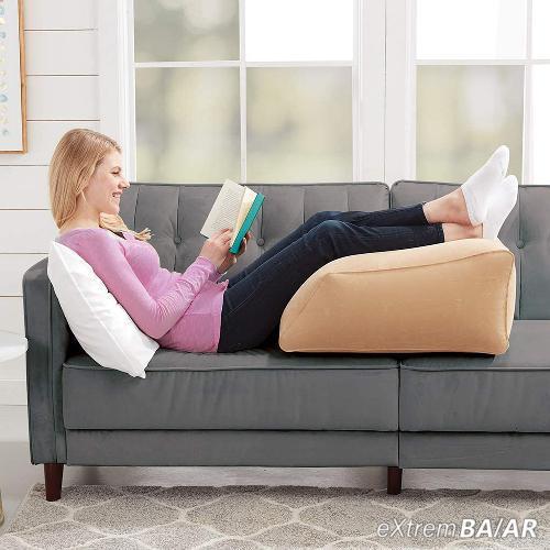 Leg Ramp Felfújható lábtámasz / Lábpihentető párna