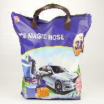 Magic hose - 8 darabos készlet -   kihúzható locsolótömlő 30M + Car Wash Szett