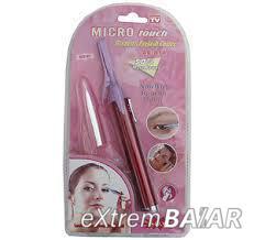 MICRO TOUCH Womens Eyelash Curler Mini szempilla formázó,göndörítő,sűtővas
