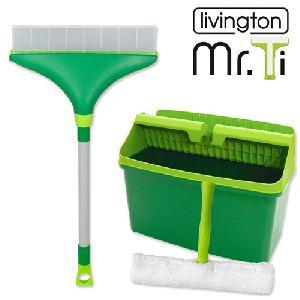Mr. Ti  Ablaktisztító készlet * LIVINGTON *