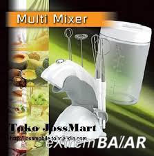 MULTIFUNKCIÓS HÁZTARTÁSI KEVERŐGÉP 4-in-1 Magic Multi Mixer