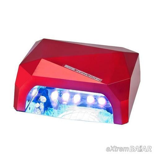 CCFL LED-es köröm szárító