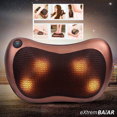 Elektromos nyakmasszírozó / infrás melegítő párna * Neck Massage Pillow *