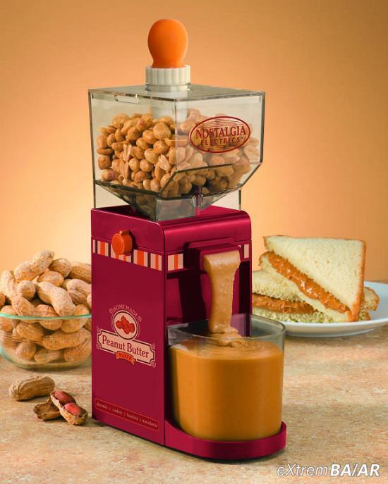 MOGYORÓVAJ KÉSZÍTŐ / Mini peanut butter machine /