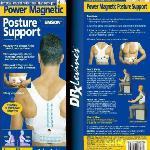 Dr. LEVIN POWER MAGNETIC Mágneses testtartás javító segédeszköz