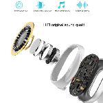 Bluetooth Earbuds láthatatlan Bluetooth fülhallgató