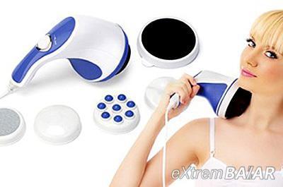 RELAX & SPIN TONE  zsírégető és bőrfeszesítő masszírozó