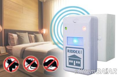 RIDDEX PLUS RÁGCSÁLÓ ÉS ROVAR RIASZTÓ
