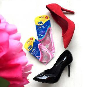 Scholl GelActiv Talpbetét magas sarkú cipőkhöz