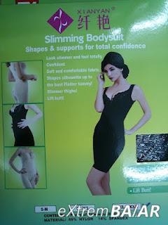 SLIMMING BODYSUIT Női karcsúsító alakformáló fehérnemű