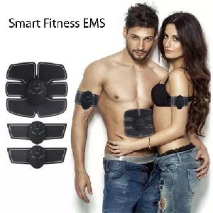 Smart Fitness EMS - IZOM TORNÁZTATÓ TAPASZ - elektromos biológiai hullámokkal Unisex